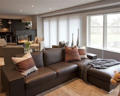 grey walls brown sofa brown grey walls brown decor