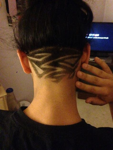 tattoo hair line 17 best images about hair on side shave