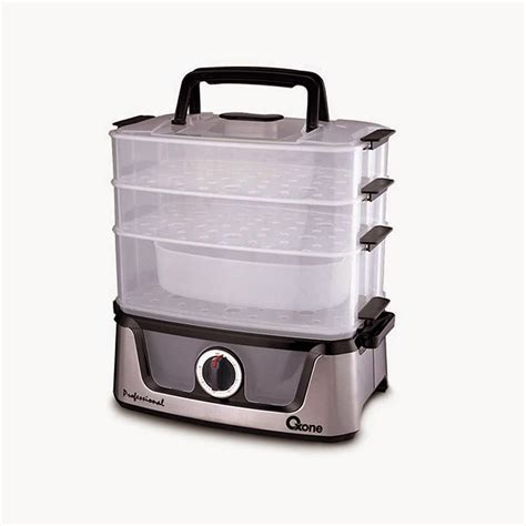 Multi Food Steamer Oxone 262n by Ox 262n Oxone Multi Food Steamer 650w Situs Belanja