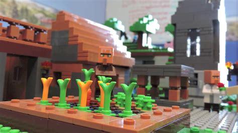 Lego Bozhi 117 1 8 Minecraft My World 8 In 1 lego minecraft world