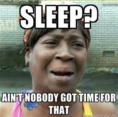 College Sleep Meme - dear college students stop bragging about not getting