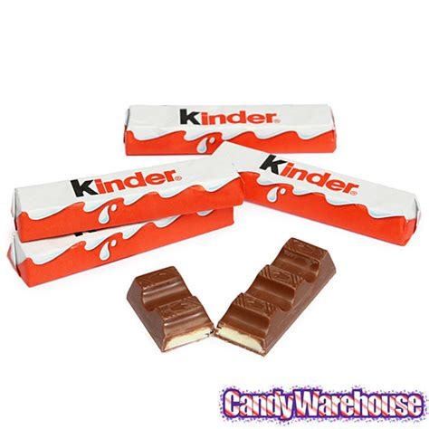 Kinder Chocolate Bar kinder chocolate 3 5 ounce bars 10 set