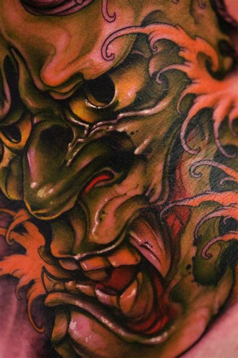 lotus tattoo jeff gogue hanya mask on neck by jeff gogue tattoonow