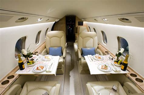learjet 60 interior images