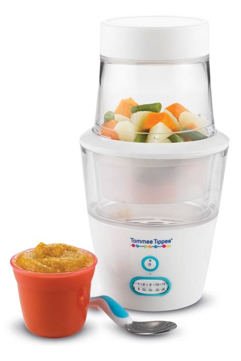 Blender Baby Food tommee tippee 174 all in one food processor tommeetippeeau