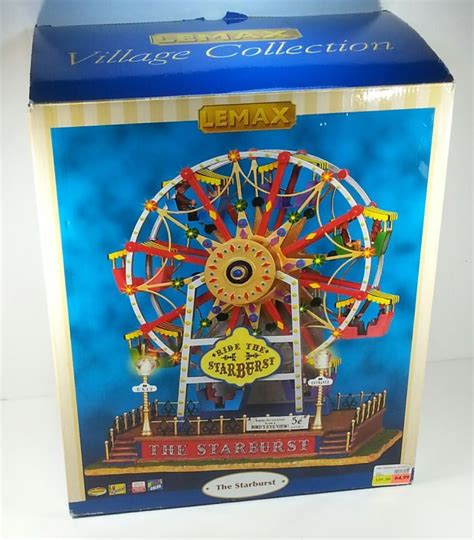 the starburst ferris wheel carole towne collection shop collectibles daily