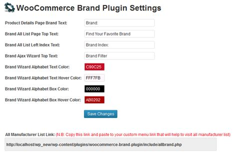 Woocommerce Manufacturer Plugin By Bigboss555 Codecanyon Woocommerce Product Listing Page Template