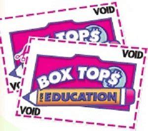 box tops clip box tops knollwood elementary school