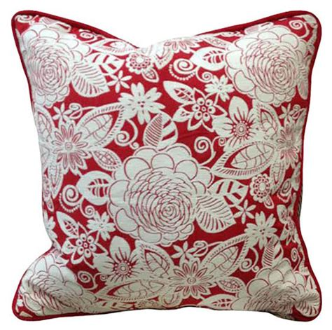 Red Pillow Best Pillows Cheap Throw Pillows By Spcustomdrapery