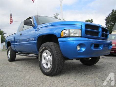 electric and cars manual 2001 dodge ram 1500 auto manual 2001 dodge ram 1500 bright electric blue for sale in howell michigan classified