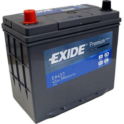 battery for honda accord 2005 honda civic 1 6 2001 2005 exide premium car battery 4 yr wty 45ah ea457 ebay