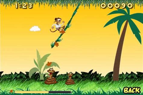 swinging monkey game pin poo monkey on pinterest