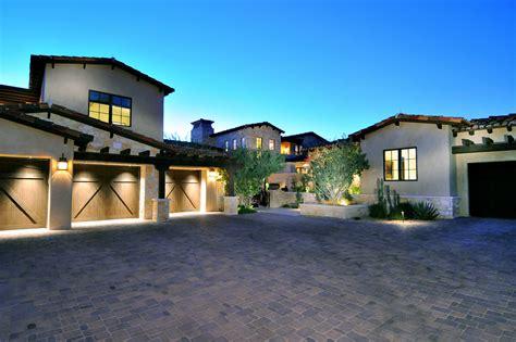 arizona style homes dc ranch community scottsdale az