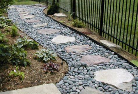 56 Ideen F 252 R Gartengestaltung Mit Kies