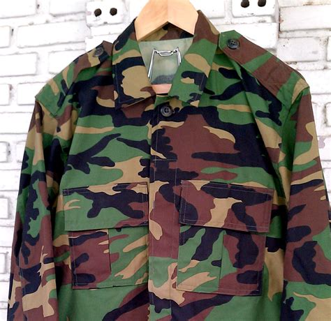 Longch Camouflage Size M vintage camouflage jacket vintage jacket vintage camo jacket size m unisex