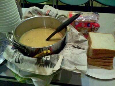 mencarisesuapkibbles food bubur jagung corn porridge