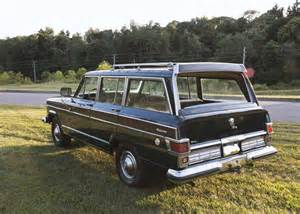 1977 jeep wagoneer overview cargurus