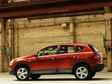 ground clearance nissan qashqai 2007 nissan qashqai crossover concept conceptcarz