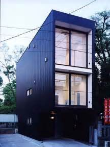 Japan Skinny House For Narrow Lots House Plans Small Home Trend Home Design