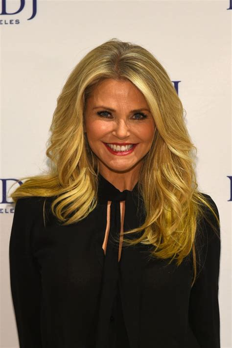 christie brinkley christie brinkley at nydj 2016 fit to be caign launch