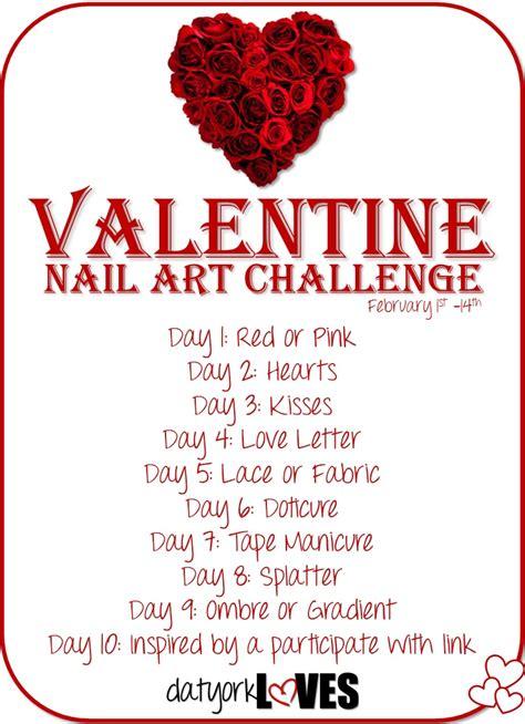 valentines letter for makeroomforcupcake valentines manicures letters