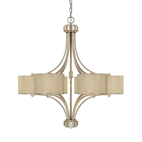 Capital Lighting Fixture Company Luna Winter Gold Six Gold Light Fixtures