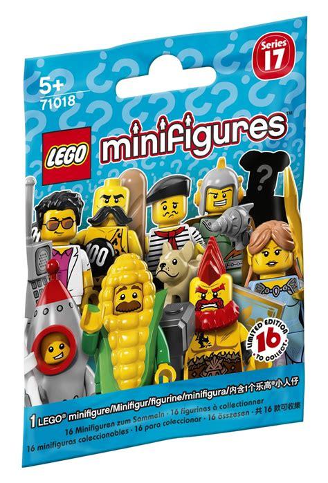 Murah Lego Minifigures Series 17 Connoisseur Or 71018 lego minifigures series 17 71018 at mighty ape nz