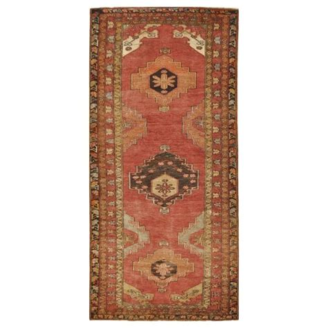Vintage Runner Rug Vintage Wide Runner Rug For Sale At 1stdibs