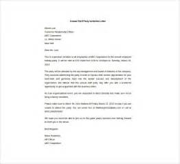 Letters To Staff Templates by Hr Invitation Letter Template 18 Free Word Pdf