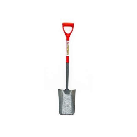 trench shovel trench shovel polyfibre handle xfg1195 manningham concrete