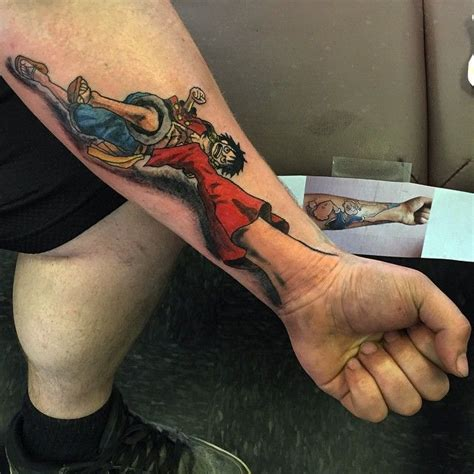 luffy tattoo luffy tattoos designs ideas and meaning tattoos for you