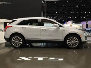 Cadillac Louisiana Cadillac Xt5 Comes To La To Take On The Bmw X3 And Audi Q5
