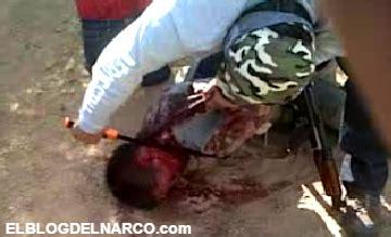 imagenes fuertes blog del narco v 237 deo terrible donde el cartel del golfo decapitan a