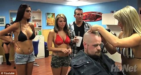 hooters of hair the jersey barber shop where