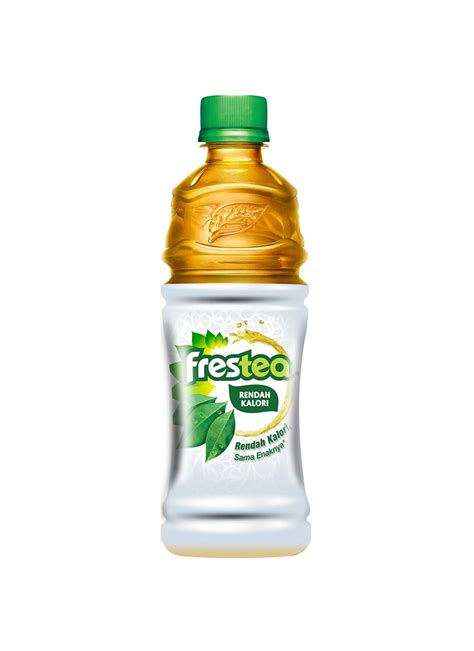 ichitan minuman teh manis 420ml frestea minuman teh low calorie btl 500ml klikindomaret