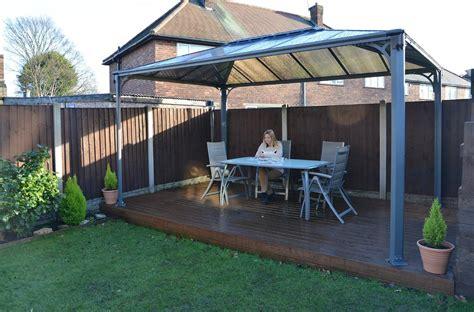 garden pavillon palram garten pavillon martinique 4300 430 x 295 5 x 274 5
