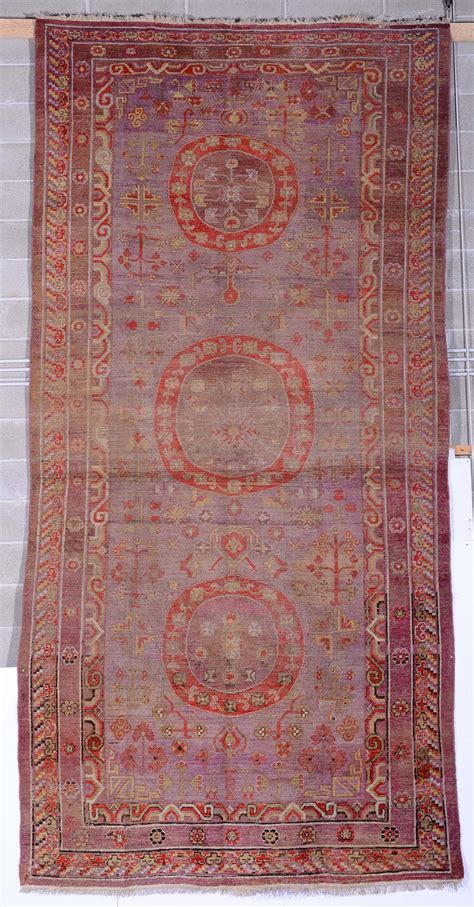tappeti samarcanda tappeto est turkestan samarcanda inizio xx secolo