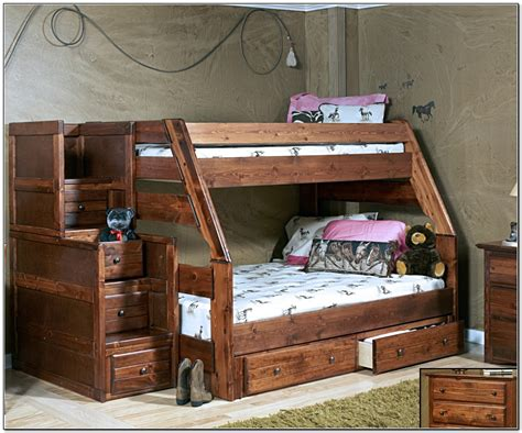 bunk beds with storage stairs bunk bed with storage stairs loft bed with stairs