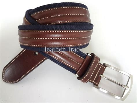 cloth accessories canvas belt casual jean belts 100