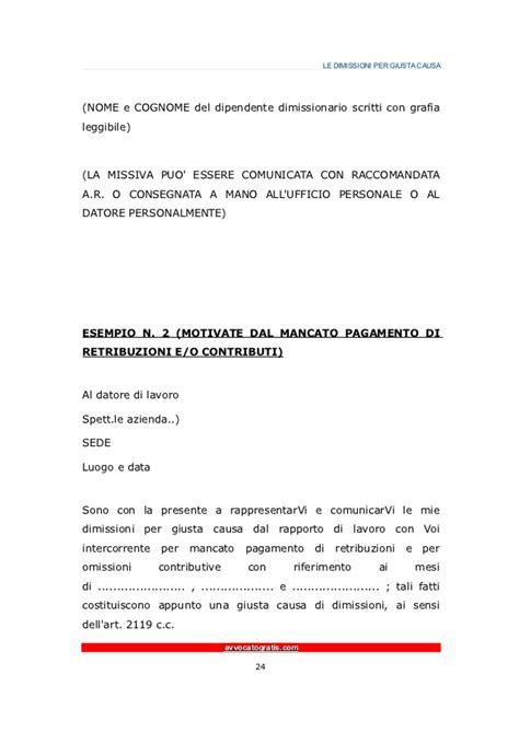 lettere dimissioni con preavviso lettera di dimissioni con preavviso lettera di dimissioni
