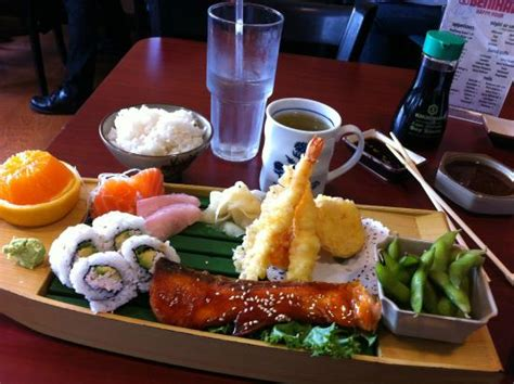 lunch boat special picture of benihana monterey - Benihana Lunch Boat Special