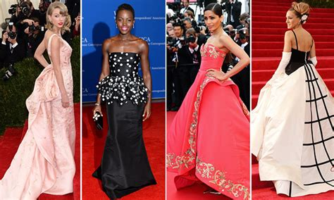 15 Best Oscar De La Renta Dresses by Oscar De La Renta S 15 Best Dresses Of 2014