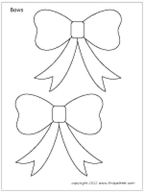 small bow coloring page bows printable templates coloring pages firstpalette com
