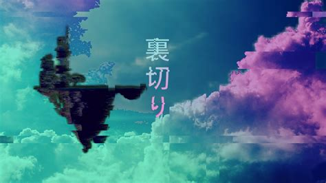 gorillaz vaporwave clouds wallpapers hd desktop