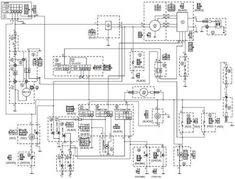yamaha vino 125s wiring diagram