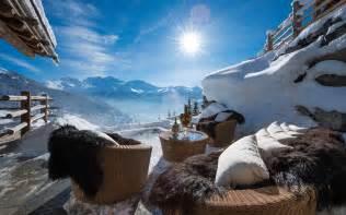 Chalet trois couronnes in verbier switzerland is a luxury alpine ski