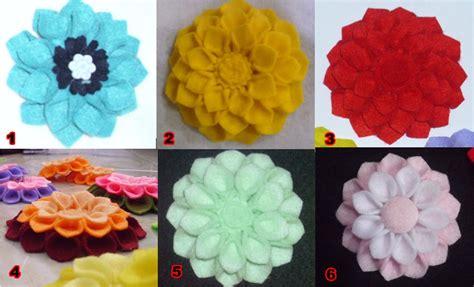 cara membuat bunga dahlia flanel rahasia membuat bunga dahlia flanel susindra cakrawala