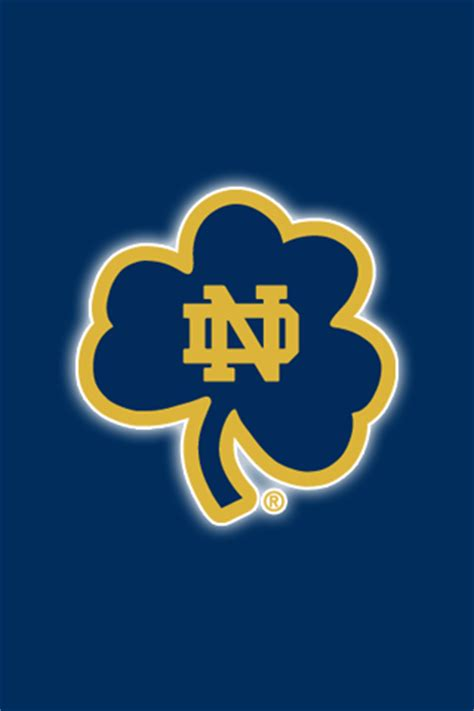 notre dame fighting irish iphone wallpapers   iphone model