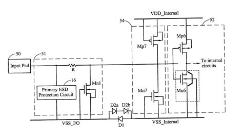 cdm esd protection cmos integrated circuits patent us20020181177 cdm esd protection design using n well structure patents
