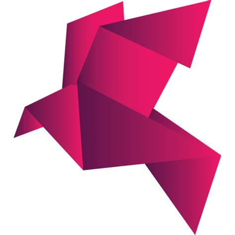Origami Png - bird 2 icon free as png and ico formats